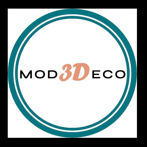 Image qui montre le Logo Instagram de Mod3deco